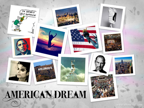 "tenets of the american dream american dream collage kathy chen  in 1931 james truslow adams defined the term ""american dream"" as the ""dream of a land in which life should be better and richer and fuller for everyone"